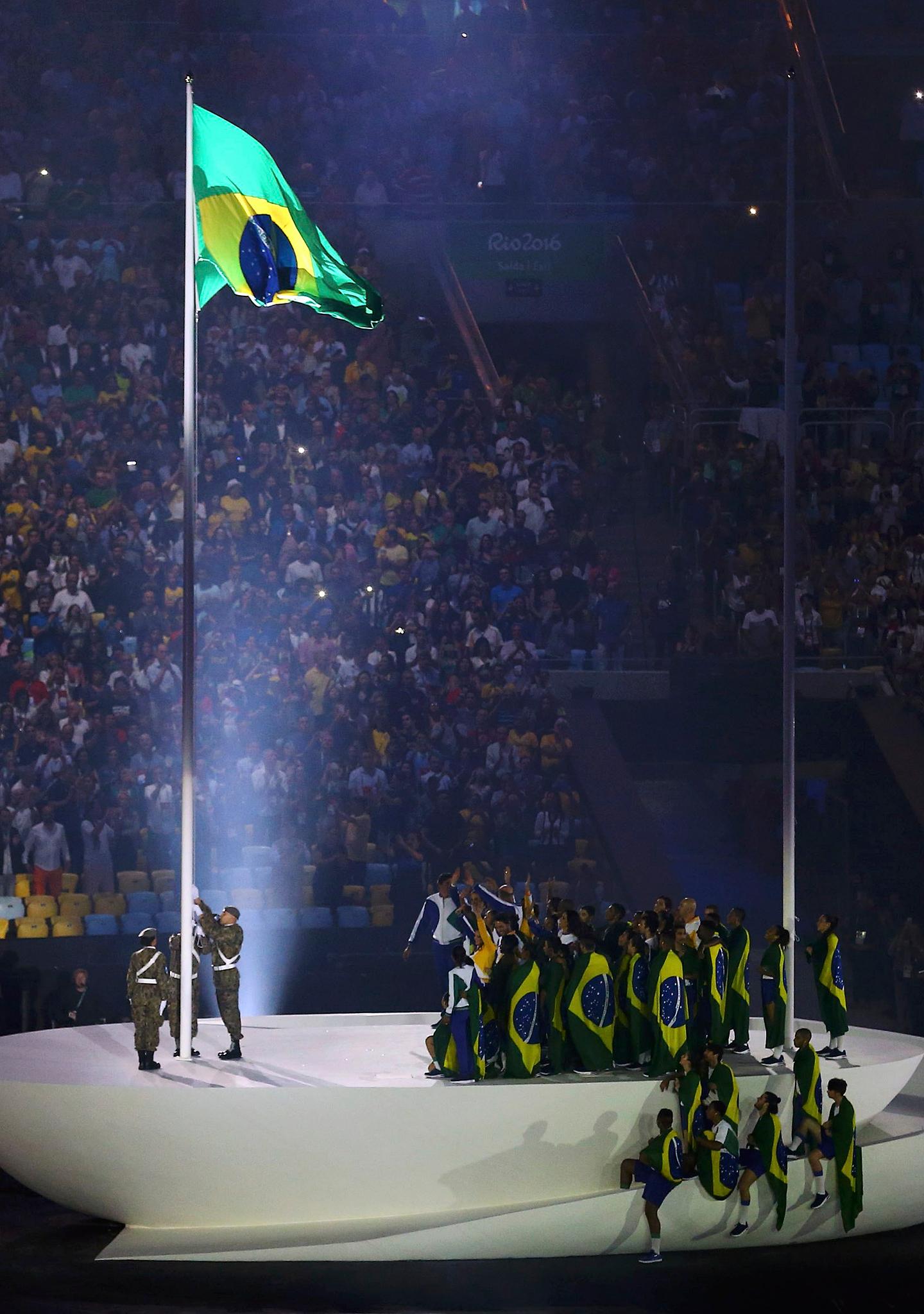 Brasil, una gran anfitriona